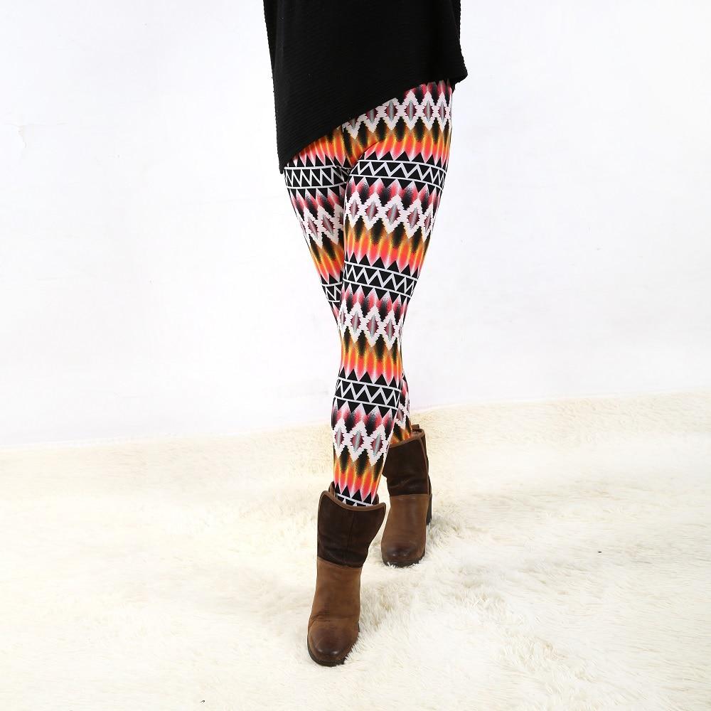 1199fashion Womens Bottoms hohe elastische Hose Caprihose bequem plus - Damenbekleidung