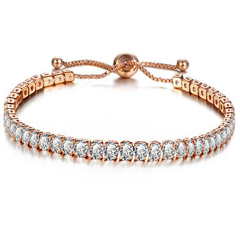Women's Gold Leather Bracelet Bracelets Jewelry New Arrivals Women Jewelry Metal Color: BJCS71051