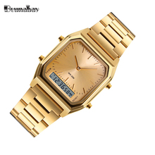 Bounabay 2017 waterproof automatic watch for man quartz wristwatch mens famous brand watches topmerk tag original