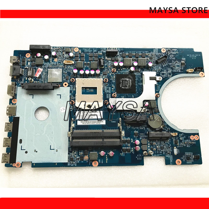 6-77-W230SDH0-D02 KW230SD Fit For Clevo W230SD Motherboard 6-71-W23D0-D02 100% Work Perfectly