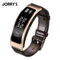 JORRY'S Luxury Smartband OLED Display Bracelet Sleep Monitor Sports Fitness Tracker Call Message Reminder Heart rate Monitor