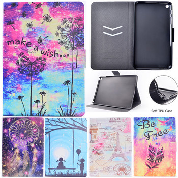 Wekays For Huawei T1 7.0 Cartoon Stand Flip Fundas Case For Coque Huawei MediaPad T1 7.0 T1-701 T1-701U T1-701W T1-701UA Cover