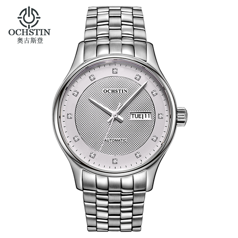 Venda de Moda de Nova Marca de Luxo Automático do Relógio dos Homens Relógios para Mulheres Famosos Ochstin Auto Data Homens Mecânico Clássicos 2020