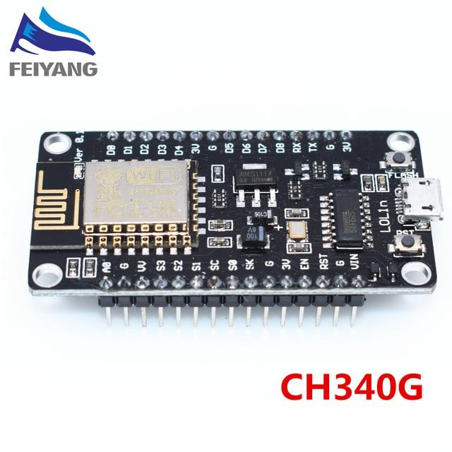 1 шт. новая версия Беспроводной модуль CH340 NodeMcu V3 Lua WI-FI Интернет вещей Совет по развитию основе ESP8266