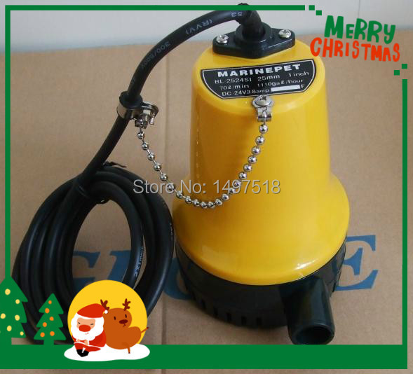Mini pump with 24V DC 50W ,for Car washing,Solar irrigation system, fountain system, emergency water supply