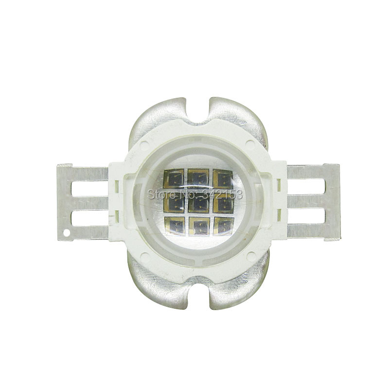 10W High Power 850NM Infrared IR Led Emitter Beads 4.5-5.5V 900-1200MA 900-1000mW With 60 Degree Viewing Angle Led Lens