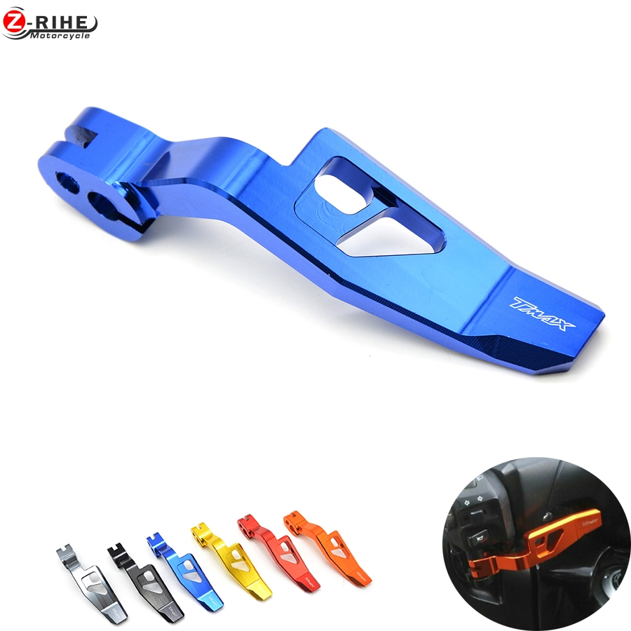 T-MAX 530 500 High Quality Motorcycle CNC Aluminum Parking Brake Lever for yamaha TMAX 500 2008-2011 T-MAX 530 2012-2014 XP530 sinter motorcycle brake pad set fit yamaha xp500 t max 500 xp 500 tmax 2008 2011