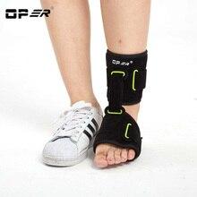 OPER Adjustable Ankle foot Support Brace Plantar Fasciitis Foot Drop Foot Cramp Prevent Foot Stabilizer Pain