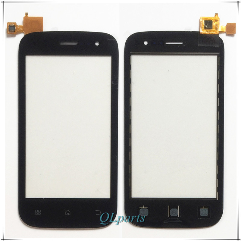 4.0 Inch Brand New Replacemnt Touchscreen For Fly IQ442 IQ 442 Miracle Touch Screen Digitizer Front Glass Panel Sensor Lens