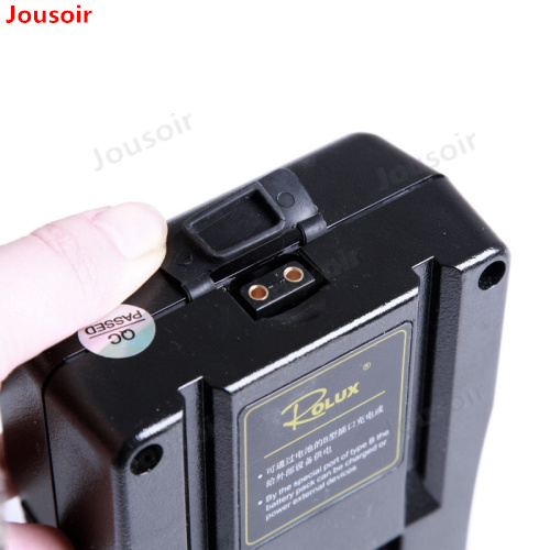 Camera lamp battery BP large lithium battery quality is super stable 14.8V camera V port CD50 - 3