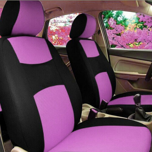Hot Sale Front Car Seat Covers Universal Detail Vehicle Design Protective Interior Accessorie Ventilation And