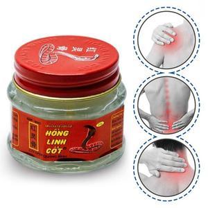 Image 1 - 1pcs 100% Original Vietnam White Snake Balm Ointment Arthritis Painkiller Cream Body Muscle Fatigue Star Balm
