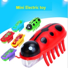 Electric Mouse Pet Cat Interactive Toy Cute Vibration Running Electronic Beetle Mouse Tackling Cat Toy все цены