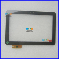 Black New 10 1 Inch Touch Screen For PRESTIGIO MultiPad PMP7100D3G DUO Digitizer Glass Sensor A11020a10089