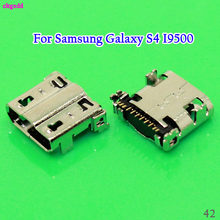 10PCS For Samsung Galaxy S4 I9500 E250S E250K E300S E300L S4 Zoom SM-C101 Micro USB Charging Connector Charge Port Dock Socket(China)