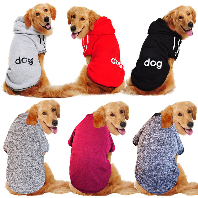 Caldo Grande Vestiti Del Cane Per Cane Golden Retriever Cani Cappotto di Inverno