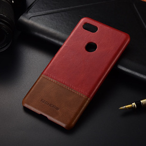 Image 3 - Thin retro genuine leather case For google pixel 2 3 4 XL back cover 3a 2xl 3xl 4xl phone shell bumper