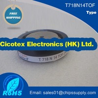 T718N14TOF PHASE CONTROL THYRISTORS T 718 N14 TOF MODULE IGBT PCT T718N14T0F