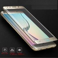 HOT 3D Premium Full Abdeckung Explosion Für Samsung Galaxy S7 gehärtetem Glas Bildschirm Schutzfolie Für Samsung Galaxy S7 rand glas