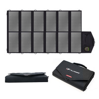 Все Мощность S солнечный Мощность банк 80 Вт солнечный ноутбук Мощность банк USB + DC Выход для iPhone iPad MacBook samsung htc acer Hp ASUS Dell.