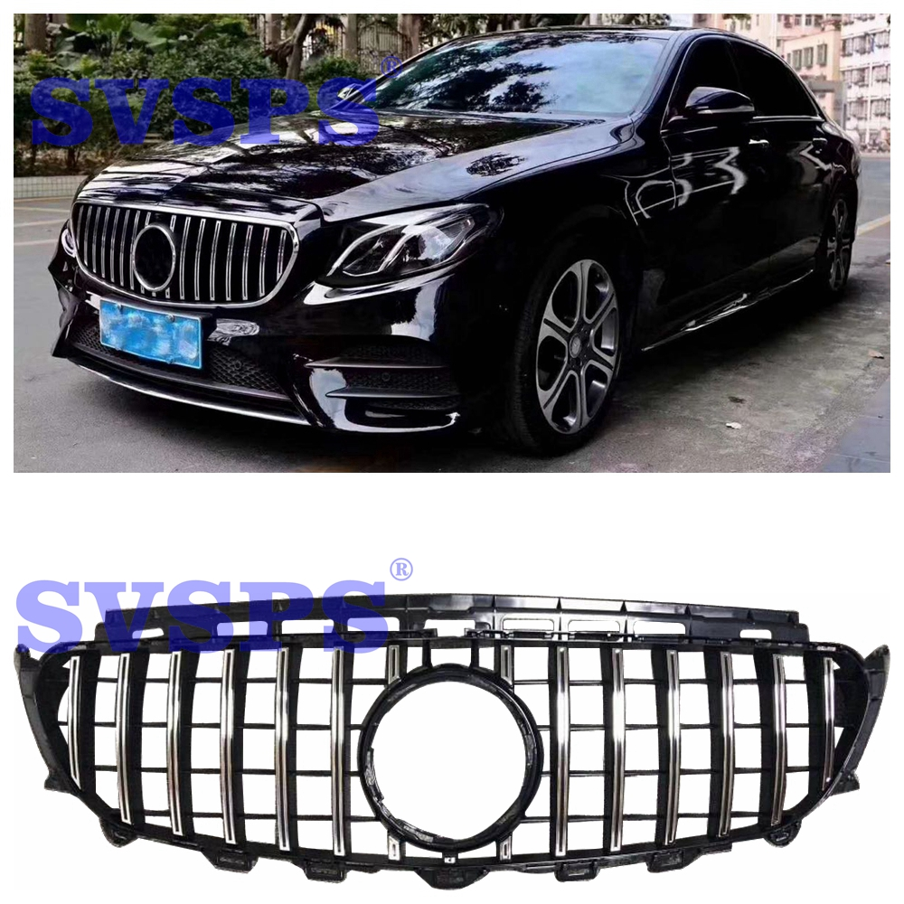Tuning Car Auto Parts Front Middle GT STYLE Grill Grille
