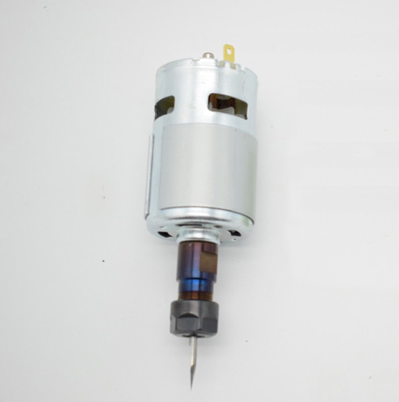 775 ER motor High speed Large torque DC motor Electric tool Electric machinery 12-36V 775 Electric machinery r80170 12v 1600 24v 1800 3500rpm high speed large torque electric tubular dc motor for pump industrial applications machine tool