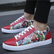 Board shoes men 2019 summer new casual shoes skateboard