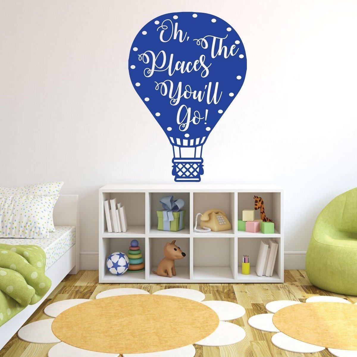 NEW hot air balloon Home Decor Modern Acrylic Decoration Nursery Room Bedroom