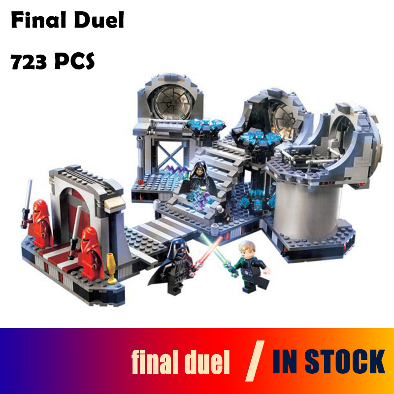 Star Wars final duel Model building kits compatible with lego 75093 blocks Educational model building toys hobbies for children compatible with lego star wars final duel model building kits 75093 blocks educational model building toys hobbies for children