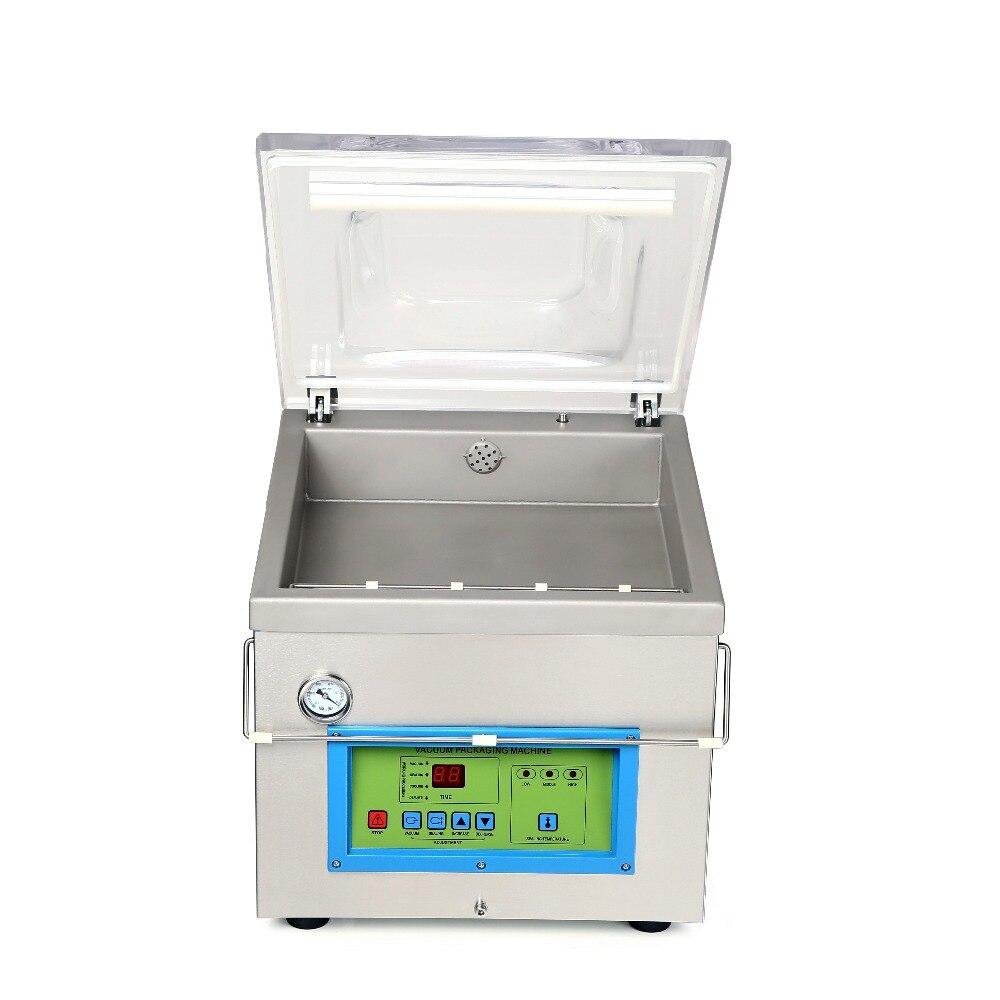 DZ300T мясо вакуумная упаковка для продуктов машины вакуумная укупорочная машина упаковочная машина чайных пакетиков