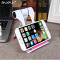 RAXFLY Universal Phone Stand Holder Protable Adjustable Flexible Folding 150 Degree Rotating Kickstand For iPhone 6 7 Stands
