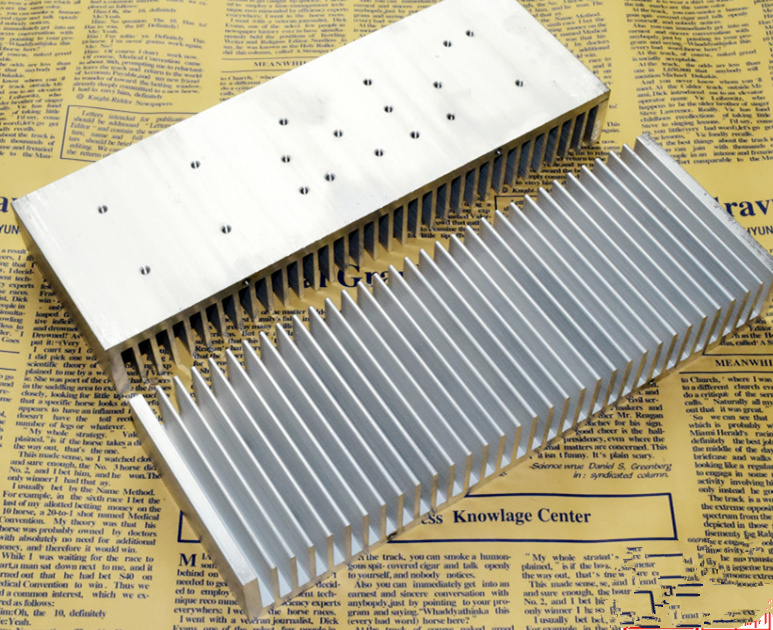 Free Ship E Type Radiator /Heatsink For  TDA7293 7294 LM3886 Class A Amplifier Board