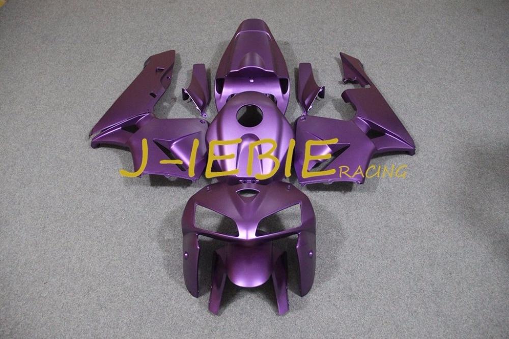 Purple Injection Fairing Body Work Frame Kit for HONDA CBR600RR CBR 600 CBR600 RR F5 2005 2006