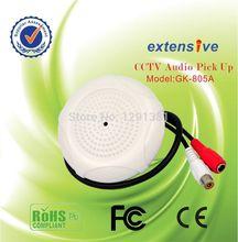 Hot sale cctv audio monitoring collector High-Grade Hd audio recorde mini Microphone