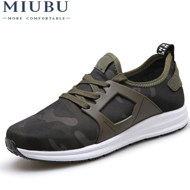 Super New Men Casual Shoes Canvas Camouflage Star Style Male Shoes Comfort Soft Walking Driving Shoes Men Trainers ...