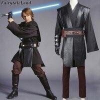 2017 star wars cosplay costume Anakin Skywalker costume adult anakin skywalker cosplay costume