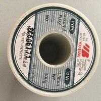 Ücretsiz Nakliye Rosin Çekirdek Kalay/Kurşun 0.5mm 63/37 Kalay Lehim Lehim Kaynak Demir Tel Kurşun Rosin Çekirdek Flux1.8 % makara