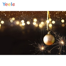 Yeele Wallpaper Party Bokeh Lights Decor Painting Photography Backdrop Personalized Photographic Backgrounds For Photo Studio