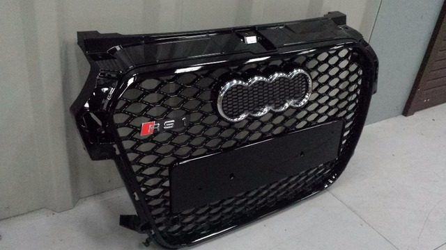 car styling refitting auto parts abs grill grille fit for. Black Bedroom Furniture Sets. Home Design Ideas