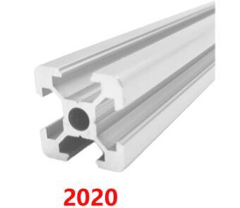 Детали для 3d принтера с ЧПУ алюминиевый профиль 2040 европейский