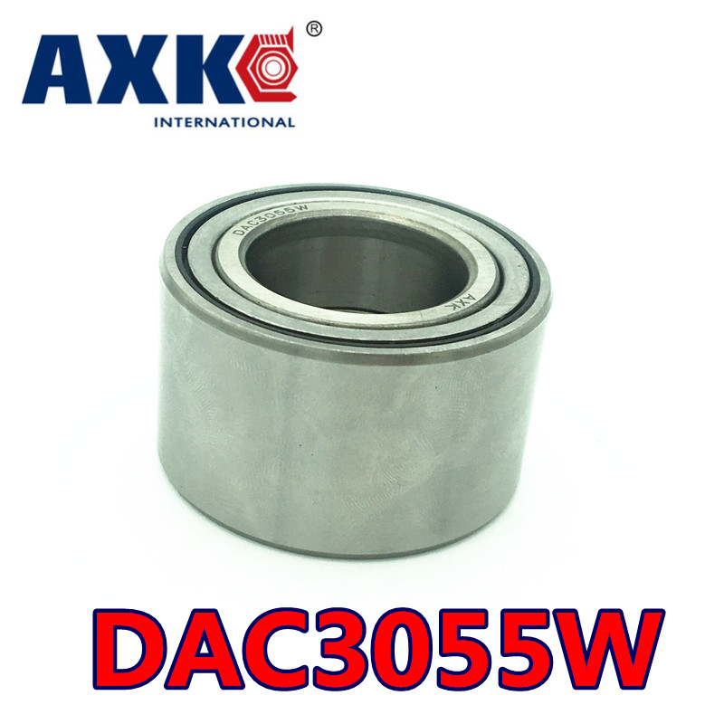 2018 Ball Bearing Rodamientos Axk 305532 Dac3055 Dac3055w Dac30550032 30x55x32 Atv Utv Car Bearing Auto Wheel Hub High Quality 1pcs dac40730055 40x73x55 bth 1024 hub rear wheel bearing auto bearing wheel hub high quality