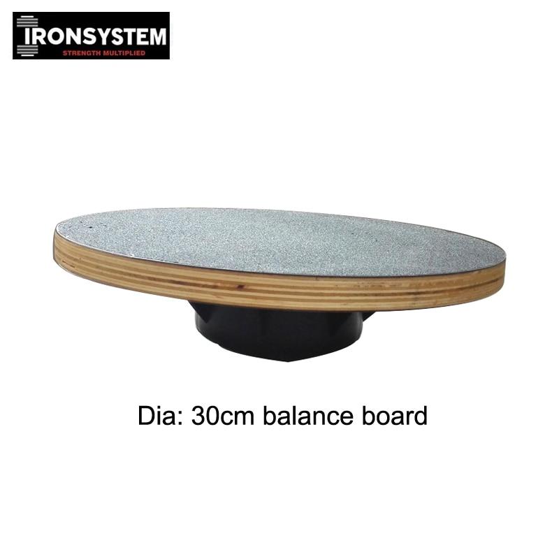 Balance Board Measurements: High Quality Massage Wood Balance Board Plate Disc Push Up