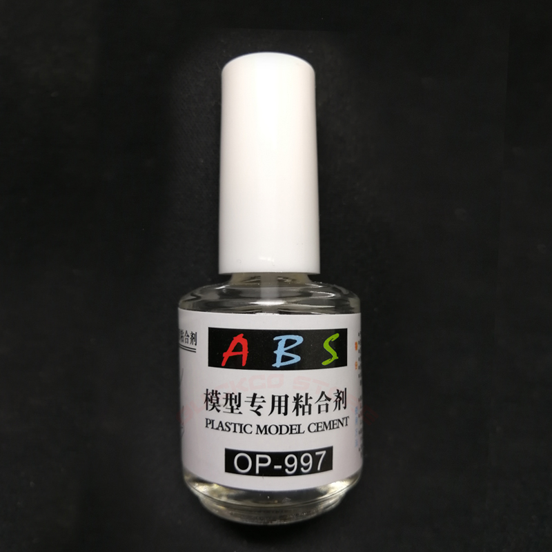 In Abs Plastic Model Cement Special Glue Acrylic Plexiglass Fast Adhesive S13 Dropship Excellent Quality