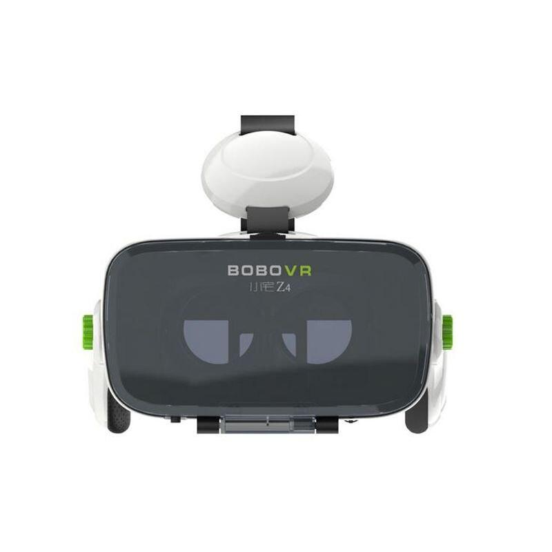 100% Original Xiaozhai BOBOVR Z4 Virtual Reality 3D glasses google cardboard 120 Degrees  for 3.5 - 6 inch phones with Headphone
