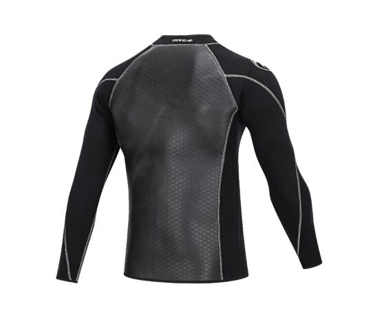 Hisea 2.5mm néoprène maillots de bain surf sous-marine pantalon de plongée pantalon combinaison de surf à voile pêche plongée en apnée haut élastique chaud - 4