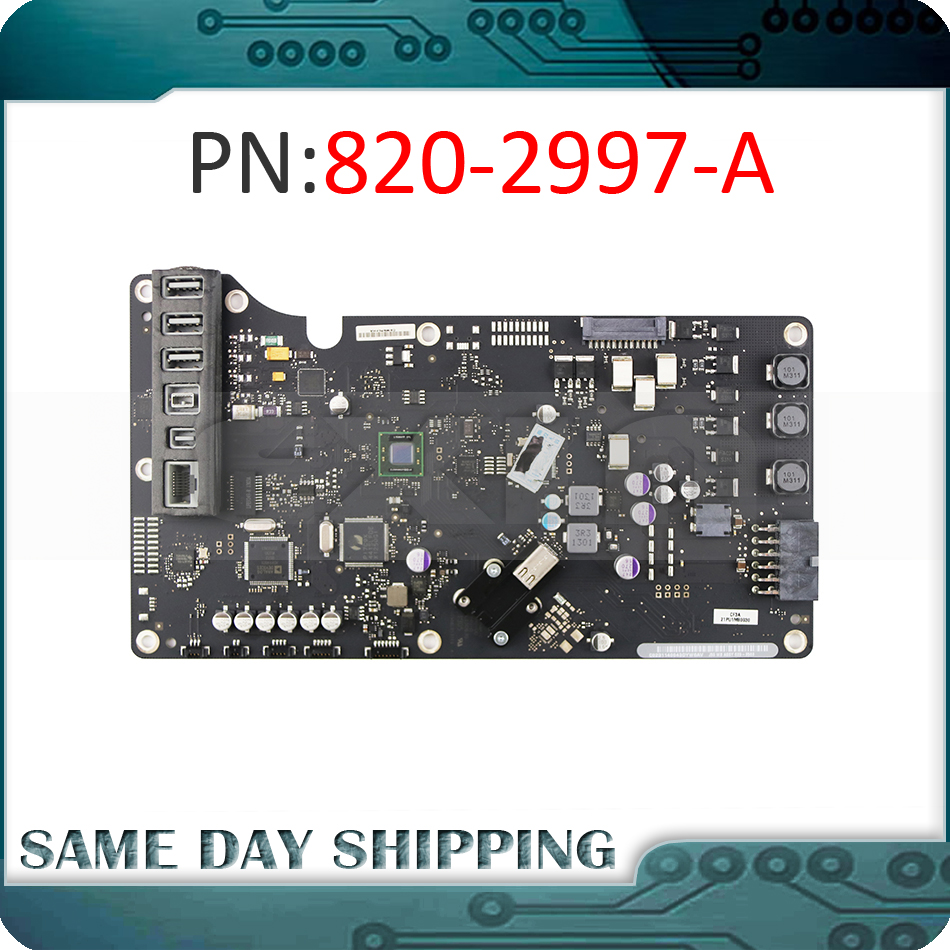 New Logic Board 820-2997-A 661-6060 661-6489 for Apple Thunderbolt Display 27 A1407 Mainboard Motherboard MC914 Mid 2011 YearNew Logic Board 820-2997-A 661-6060 661-6489 for Apple Thunderbolt Display 27 A1407 Mainboard Motherboard MC914 Mid 2011 Year