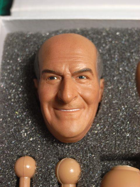 ФОТО 1/6 scale figure head shape for 12