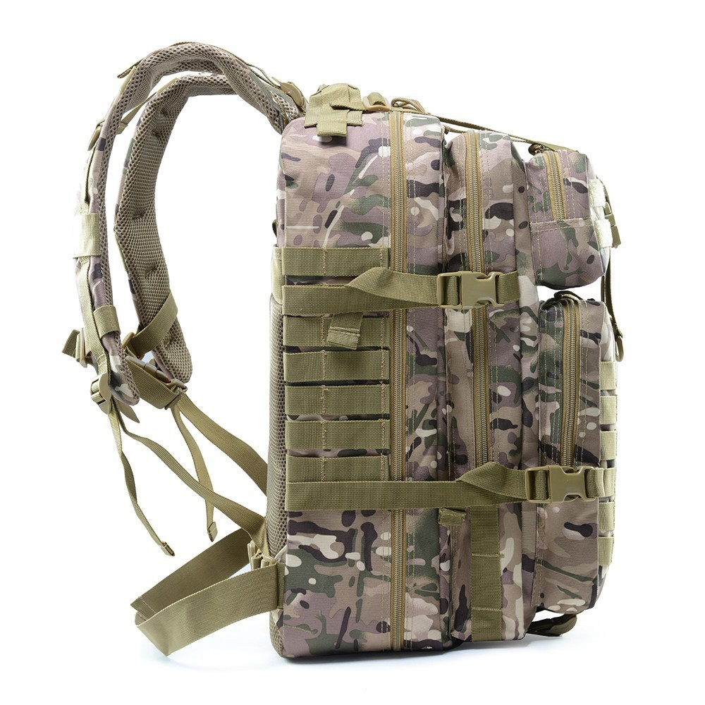 900D Camo Military Bag Men Tactical Backpack Molle Military Army Bug Out Bag Waterproof Camping Hunting Backpack Trekking Hiking