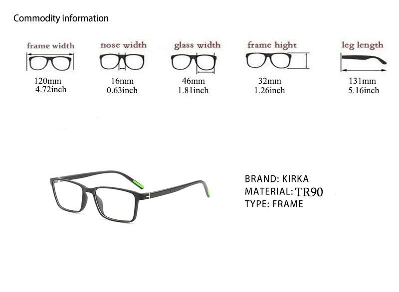 Kirka TR90 Flexible Kids Glasses Optical Glasses For Child Soft Kids Eyeglass Frames Children Frames Eyewear (2)