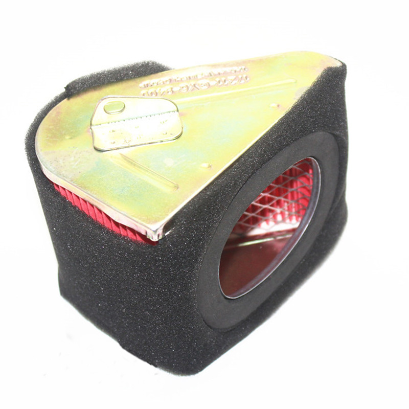 New Motorcycle Air Filter For Scooter Go Kart Triangle Style GY6 125cc 150cc Motorcycle Scooter Parts ship from germany 150cc gy6 scooter atv go kart engine motor carburetor cvt auto carb complete